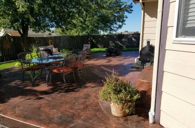 Backyard Patio Restoration | Before And After